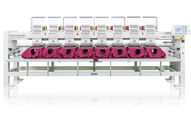 TMAR-KC系列成品绣花机(进口)