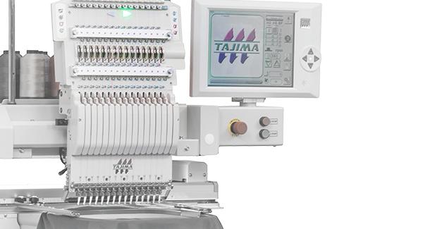 TMEZ-SC单头刺绣机(带i-TM)